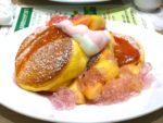こんなにふわふわなパンケーキは食べたことがない!「幸せのパンケーキ 名古屋店」